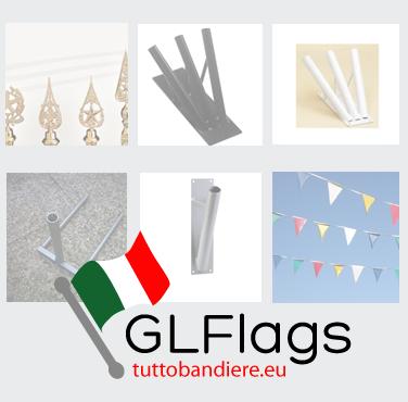 accessori per bandiere