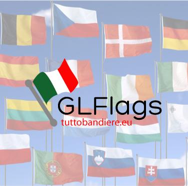 vendita bandiere nazioni